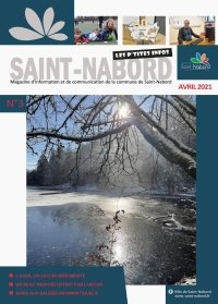 Gazette SAINT-NABORD Le bulletin.